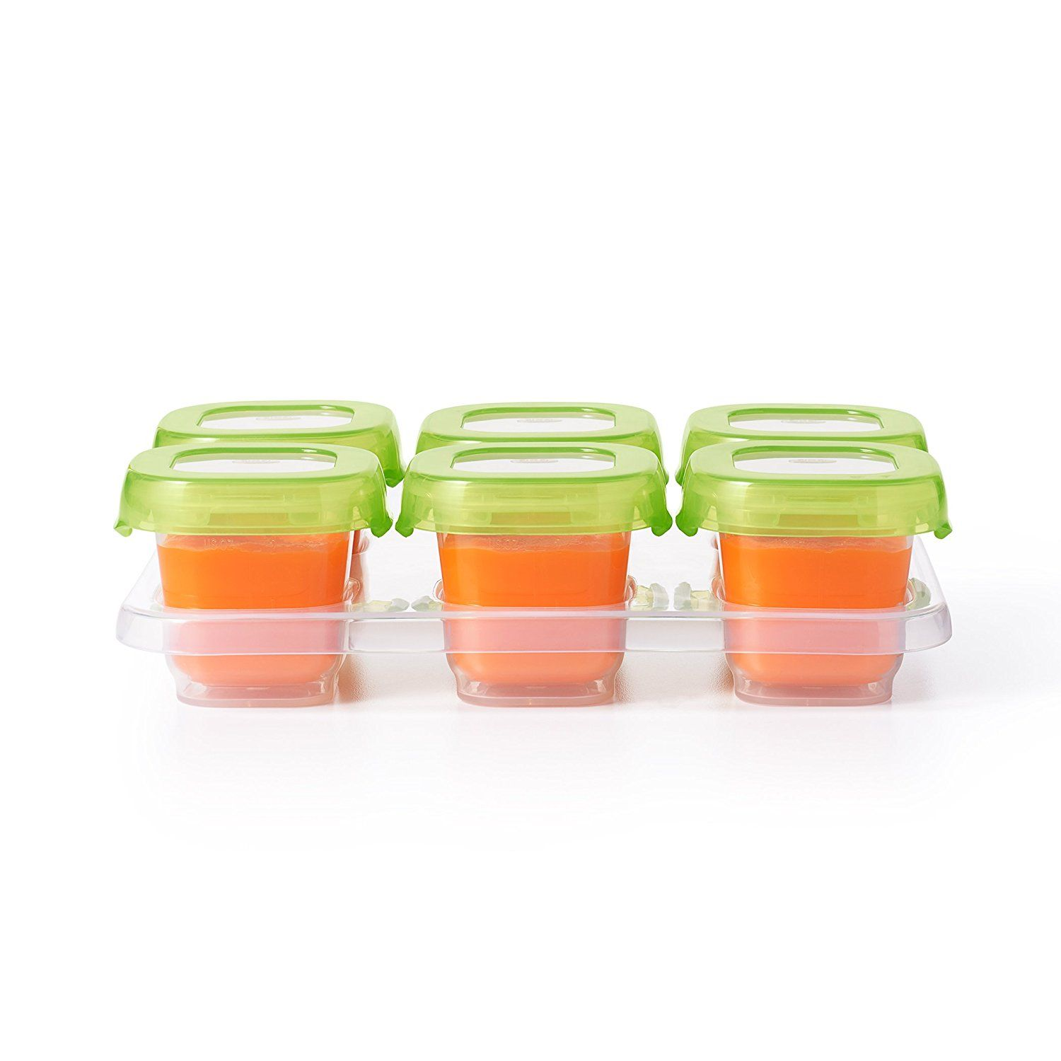 Baby Food Storage Ideas Oxo Tot Blocks Freezer Containers Affiliate
