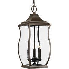 Township 3 Light Outdoor Hanging Lantern