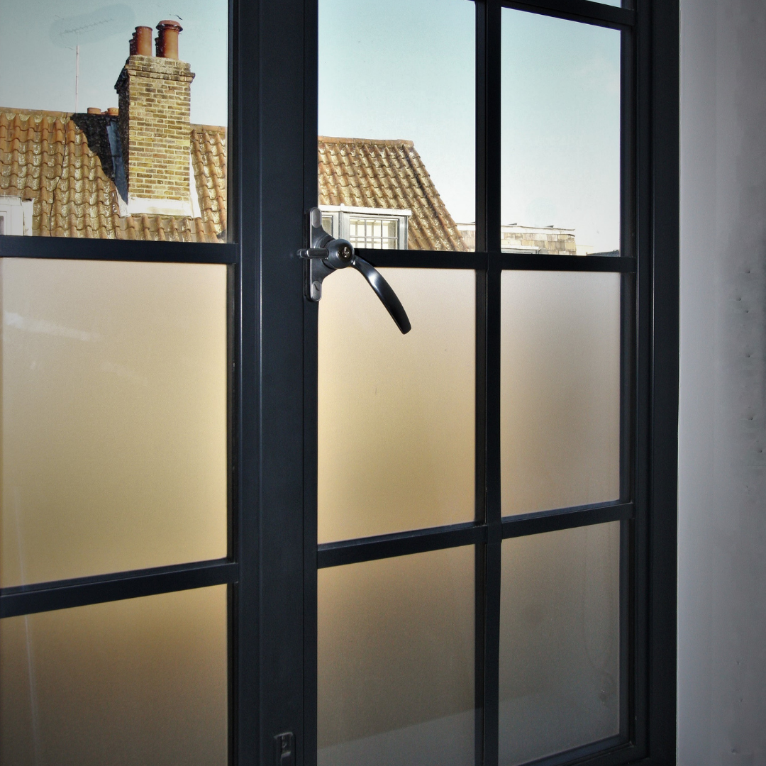 Thermally Broken Systems Are Used To Create Insulated Windows And Doors With High Levels Of Thermal Translucent Glass Clear Glass Industrial Style