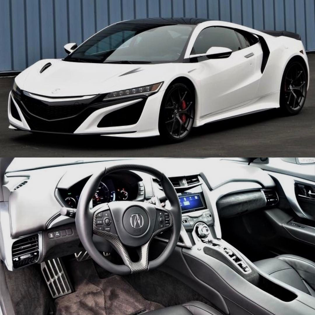 2017 Acura NSX For Sale By @exclusivemotorcars For