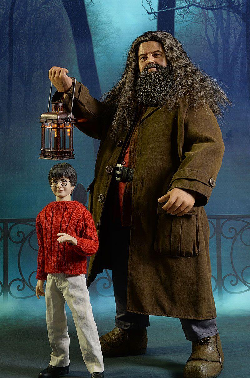 Harry Potter Hagrid Sixth Scale Figure Harry Potter Dolls Hagrid Celebrity Film