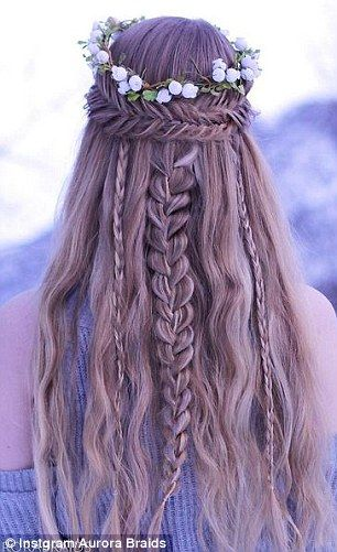Photo of These might just be the prettiest braids you've ever seen