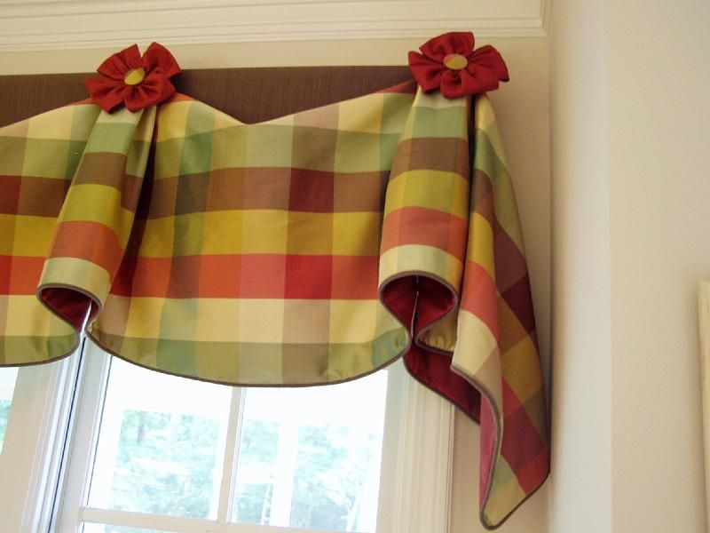 Simple Easy Window Treatments Window Treatments Valance