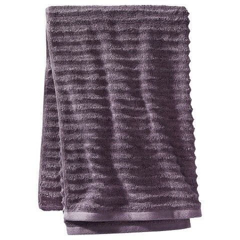 purple threshold bath towels Target (With images) | Bath ...
