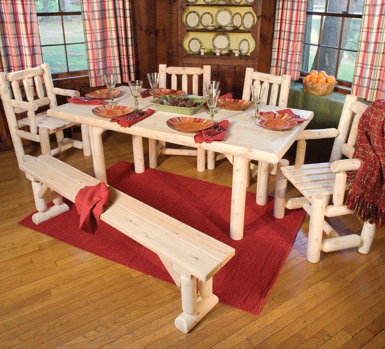 17+ Rustic 6 piece dining set Trend