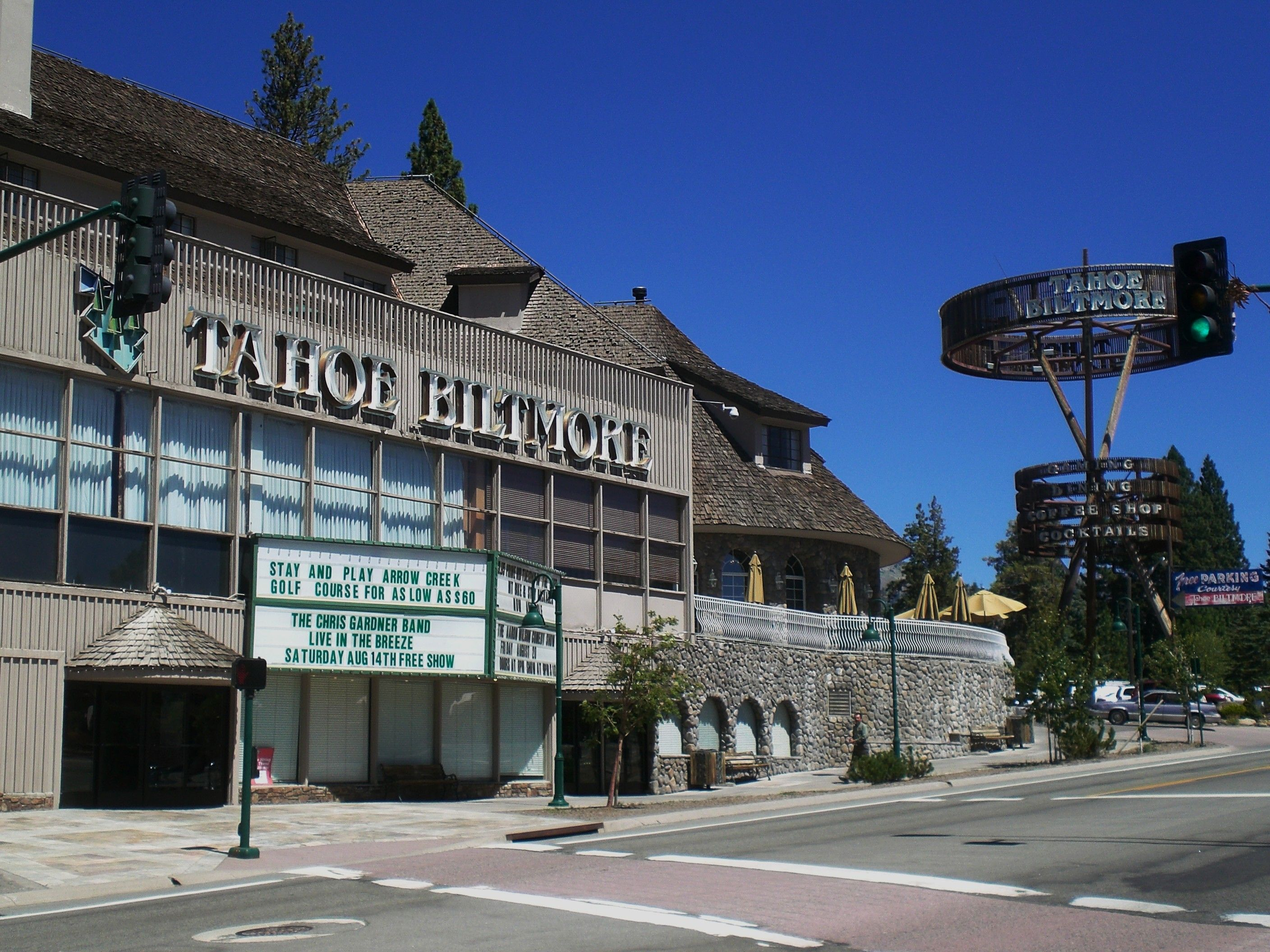 Biltmore Hotel North Lake Tahoe