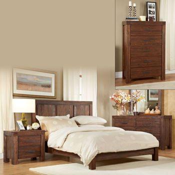 Mellina 6 Piece Queen Bedroom Set King Bedroom Sets Bedroom Sets Queen Bedroom Furniture Sets