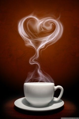 Download Free Love Coffee Beans Iphone Wallpaper Mobile Wallpaper