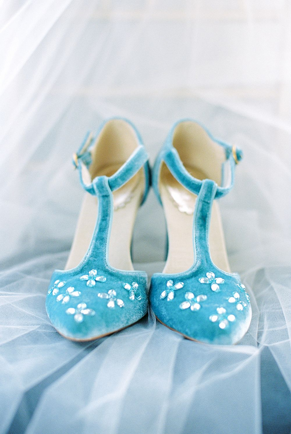 For The Love Of Copper Wedding Inspiration Blue ShoesCopper