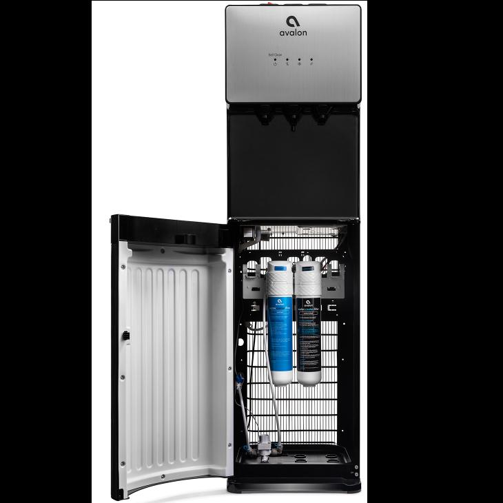 A5 Water coolers, Stainless steel Locker storage