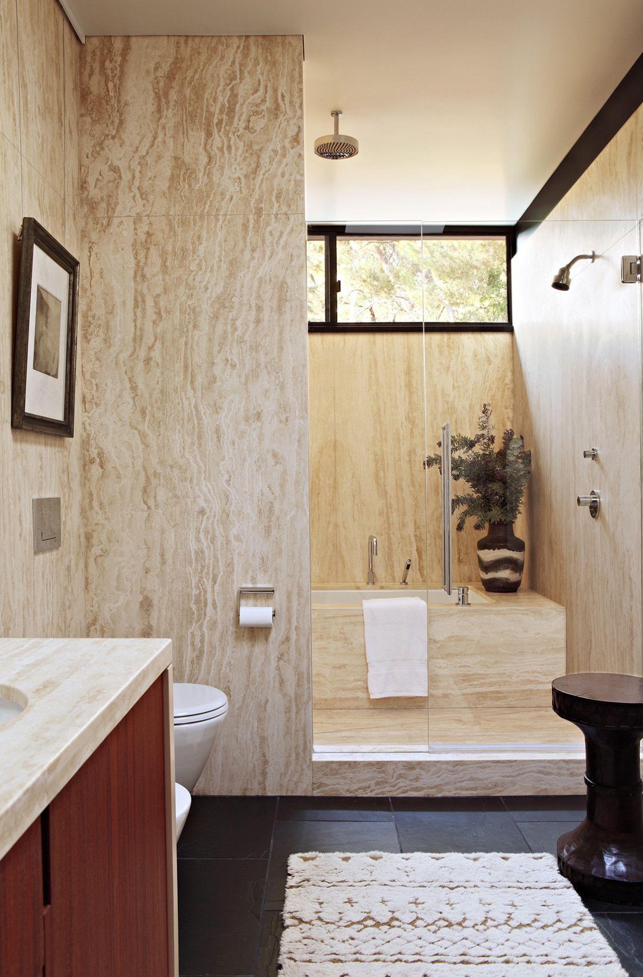 La Canada Mid Century by Osborn Architects and Jamie Bush & Co. | bathroom interiors