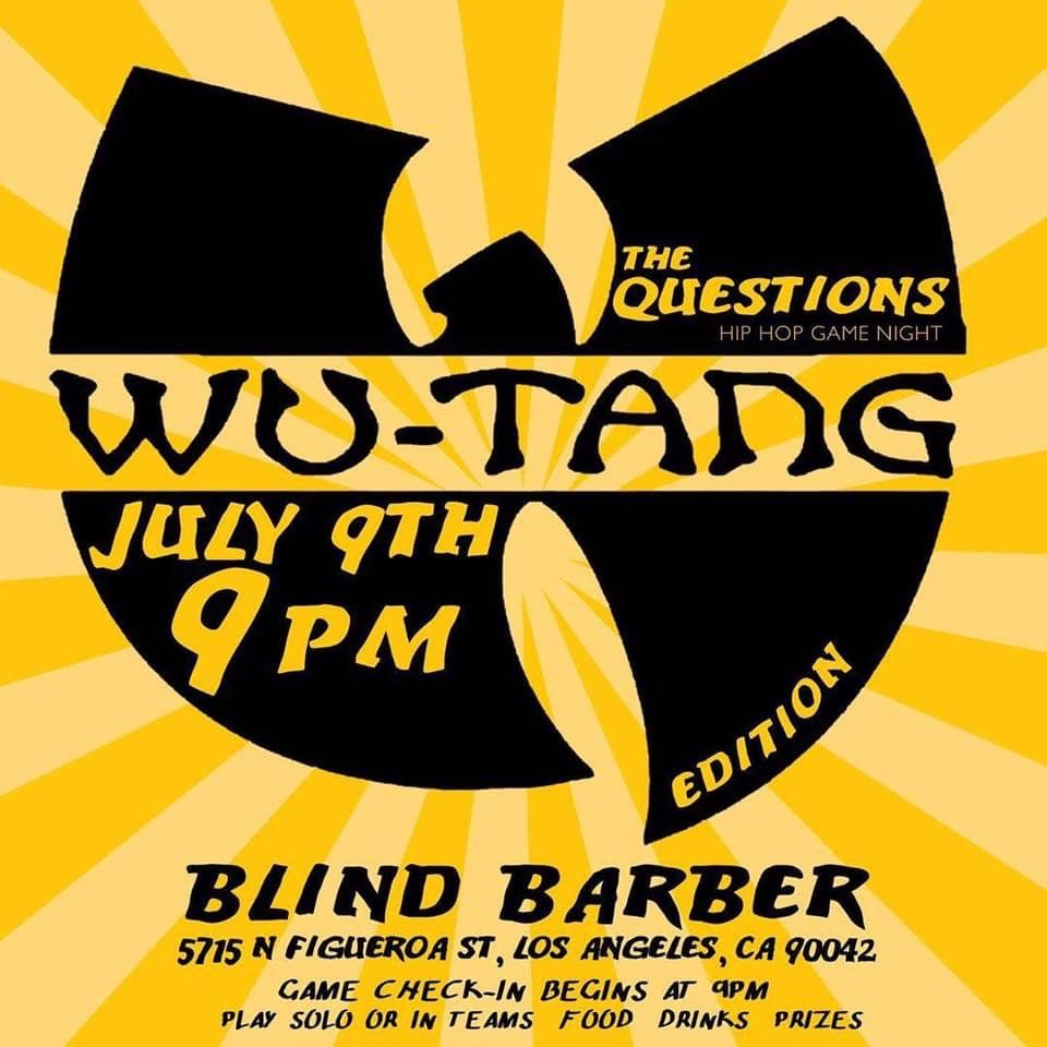 Hip Hop Trivia Questions This Or That Questions Wu Tang Finish The Lyrics