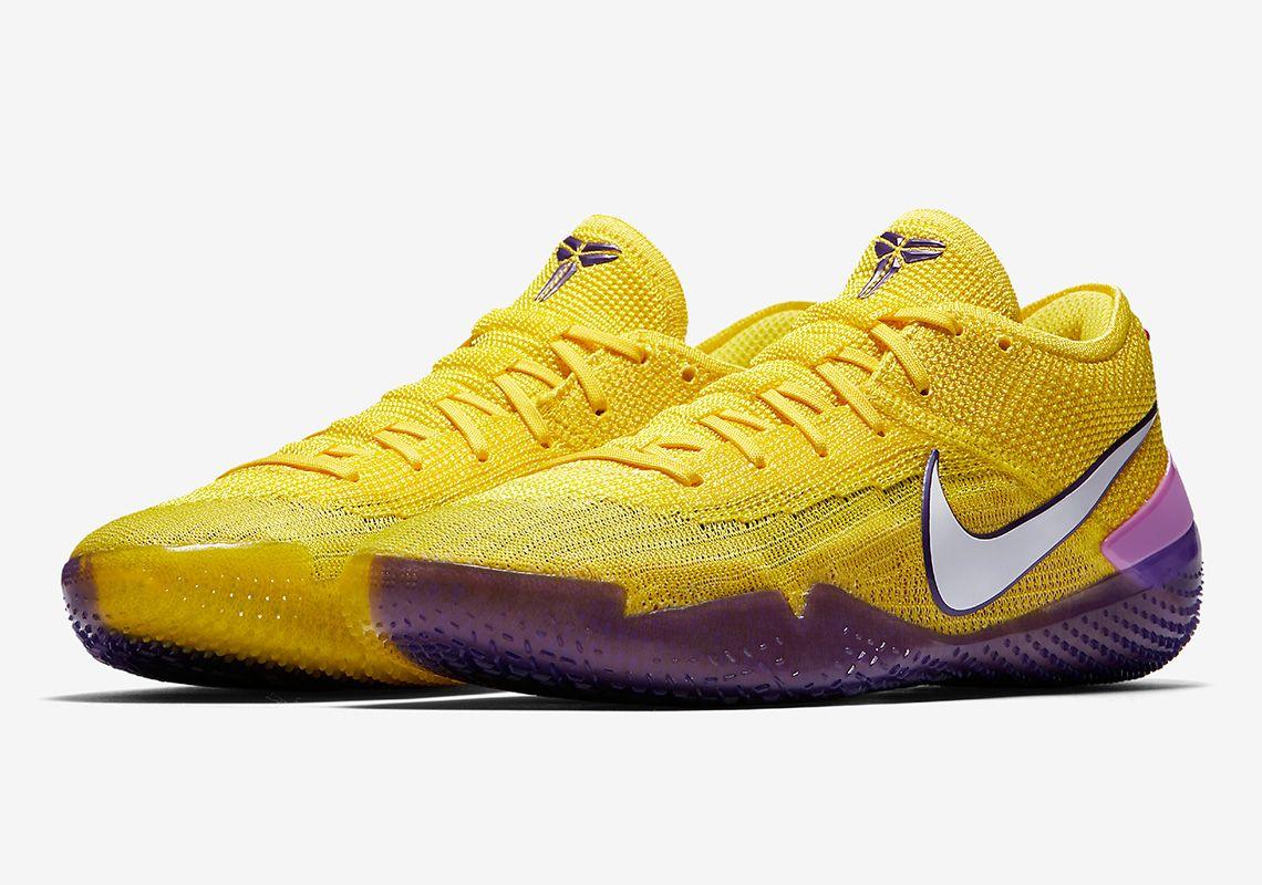 29f3beb1549b Nike Kobe A.D. NXT 360 (Yellow Strike) Coming Soon