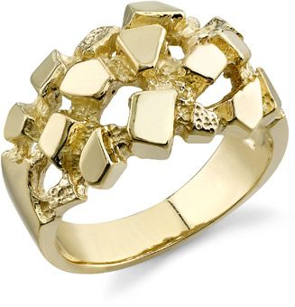 Gold Nugget Wedding Bands - The Wedding SpecialistsThe Wedding ...