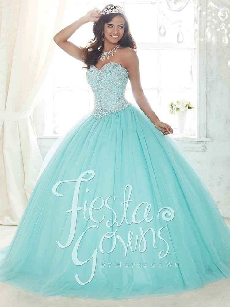 369a93b0804 Quinceanera Dress  56300  fiestagowns