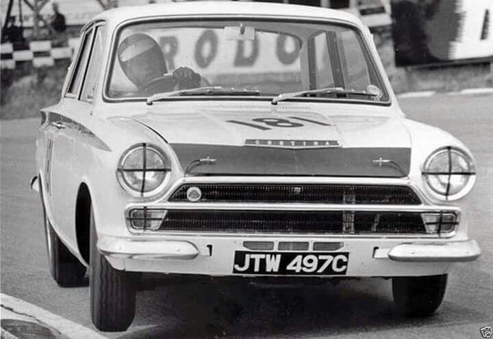 1965 btcc brands hatch jim clark lotus cortina mk1 team lotus