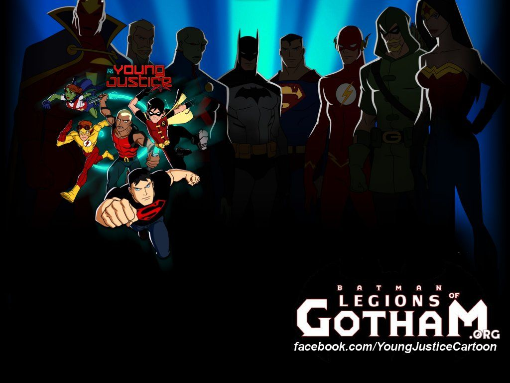 Young Justice Wallpapers Group