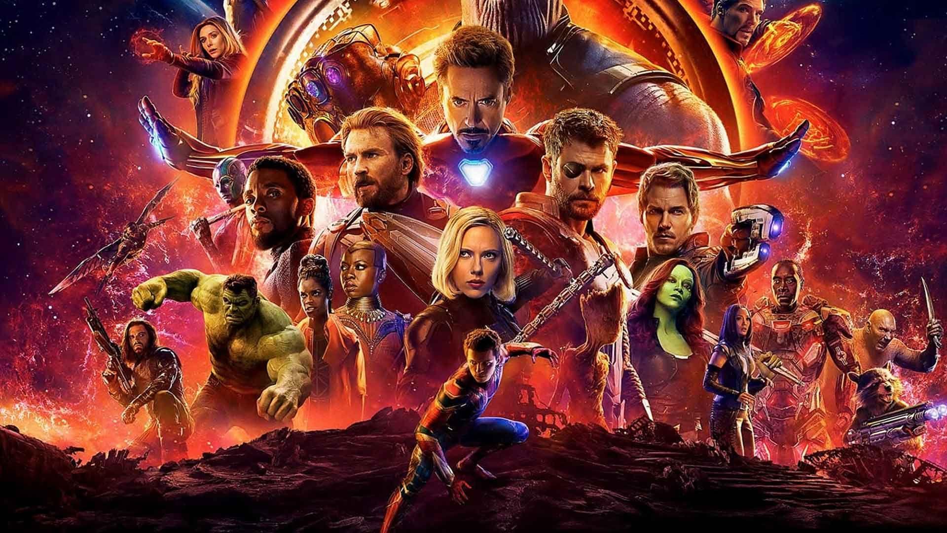 Watch Online Avengers Infinitywar 2018 Avengers Movies