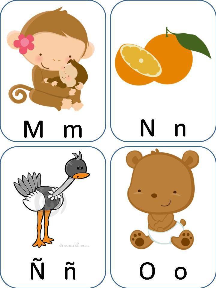 Loteria De Letras Formato Grande 10 Imagenes Educativas Imprimibles Para Preescolar Loterias Para Ninos
