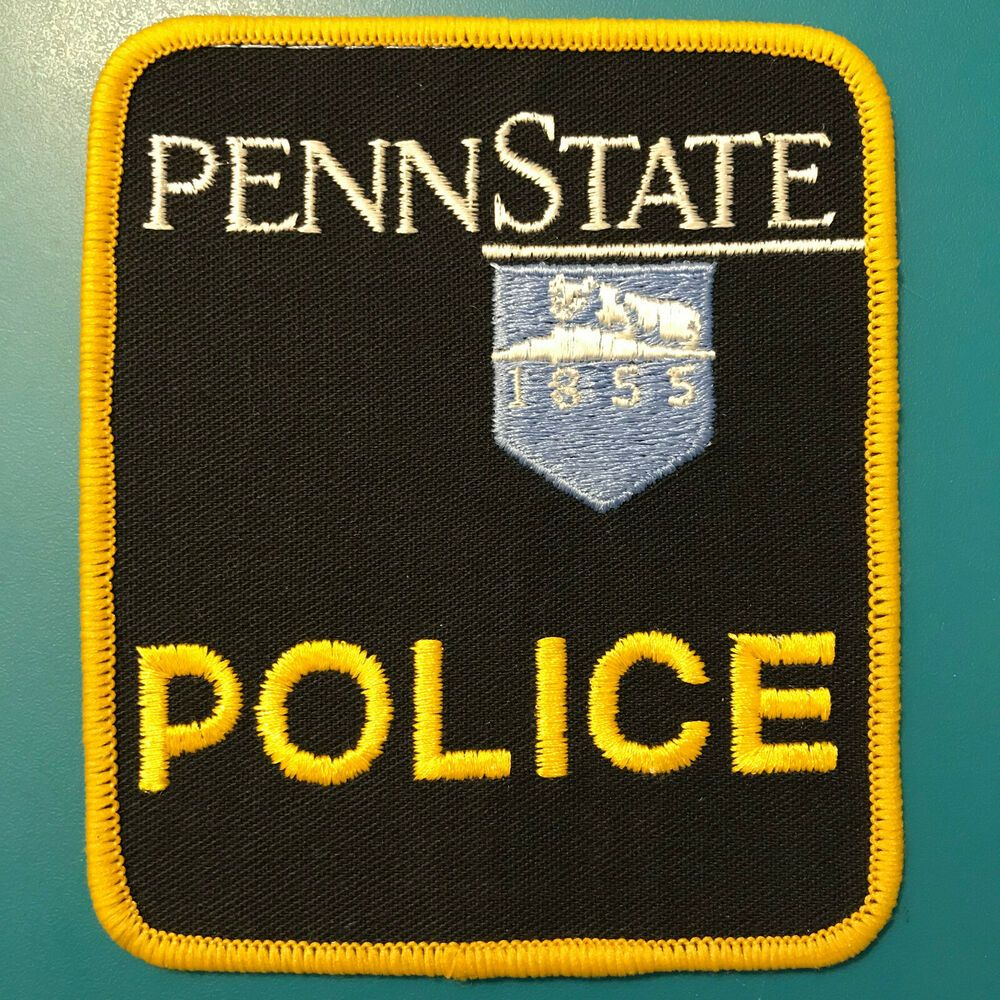 Penn State University Police Pennsylvania Campus College