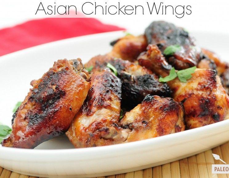 Garlictossed chicken wings recipe chicken wing