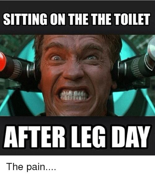 50 Hilarious After Leg Day Meme Sayingimages Com Leg Day Memes After Leg Day Leg Day Humor