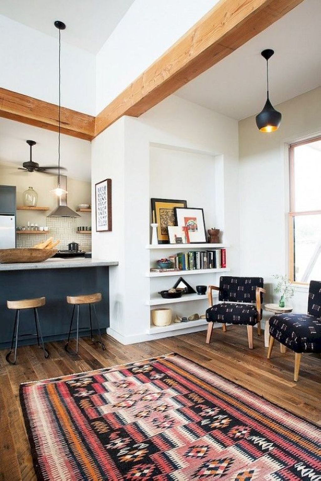 88 Modern Rustic Decor Ideas to Makes Your Apartment Look Classy ...