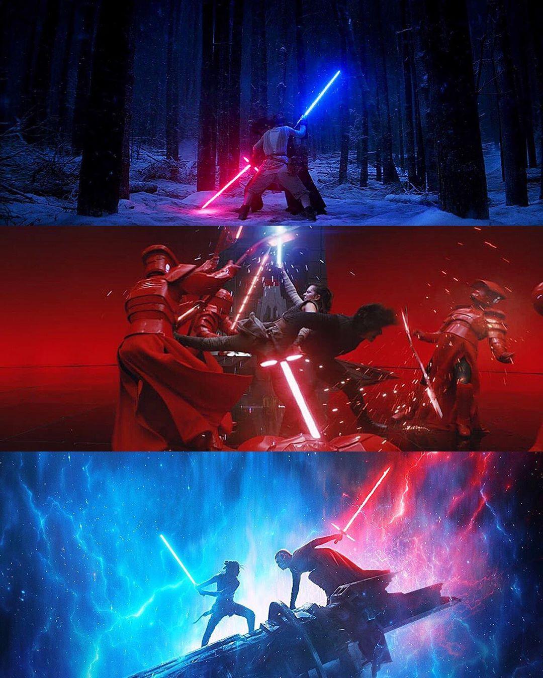 The Star Wars Sequel Trilogy Starwars Theriseofskywalker Tros Theforceawakens Star Wars Background Star Wars Sequel Trilogy Star Wars Poster