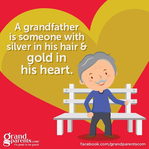 grandpa #grandparents #quotes | Grandparent Quotes