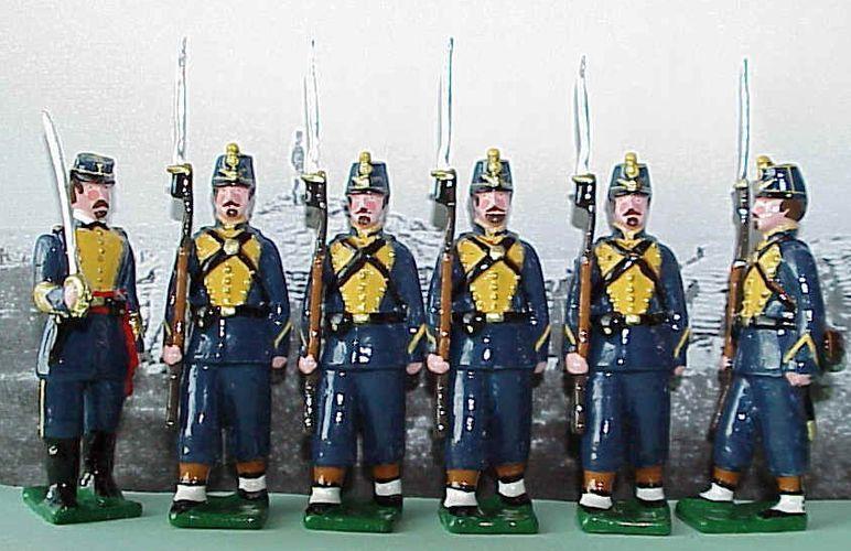"""Independent Battalion, New York Volunteer Infantry """"Lost Children"""""""