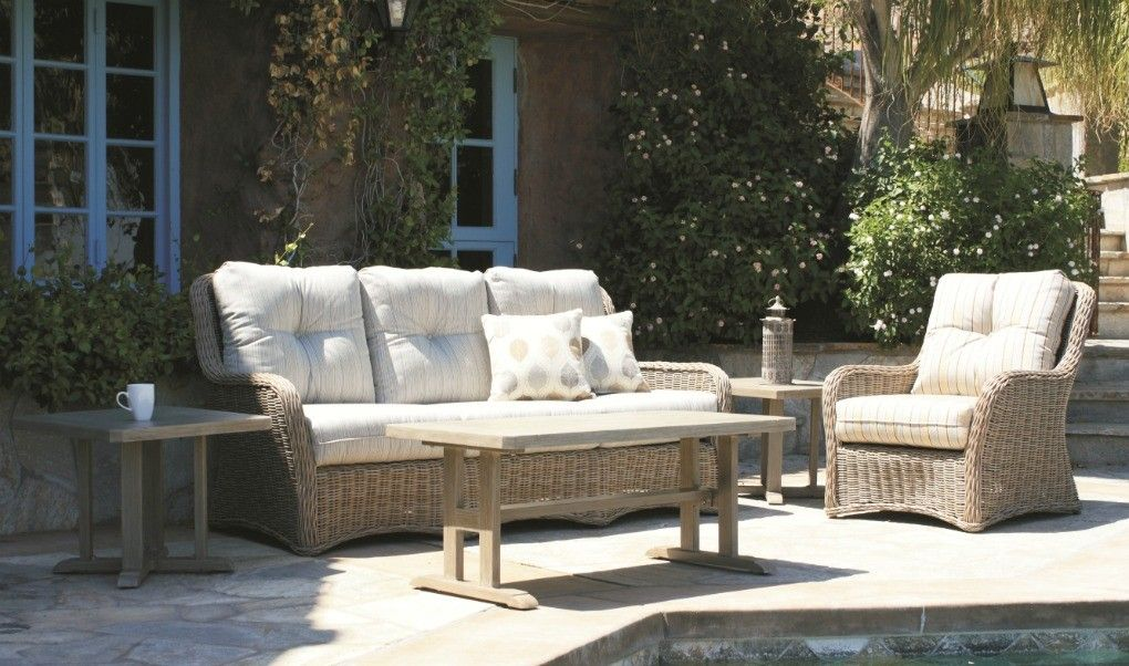 South Bay Outdoor Wicker Collection At Nashville Billiard U0026 Patio