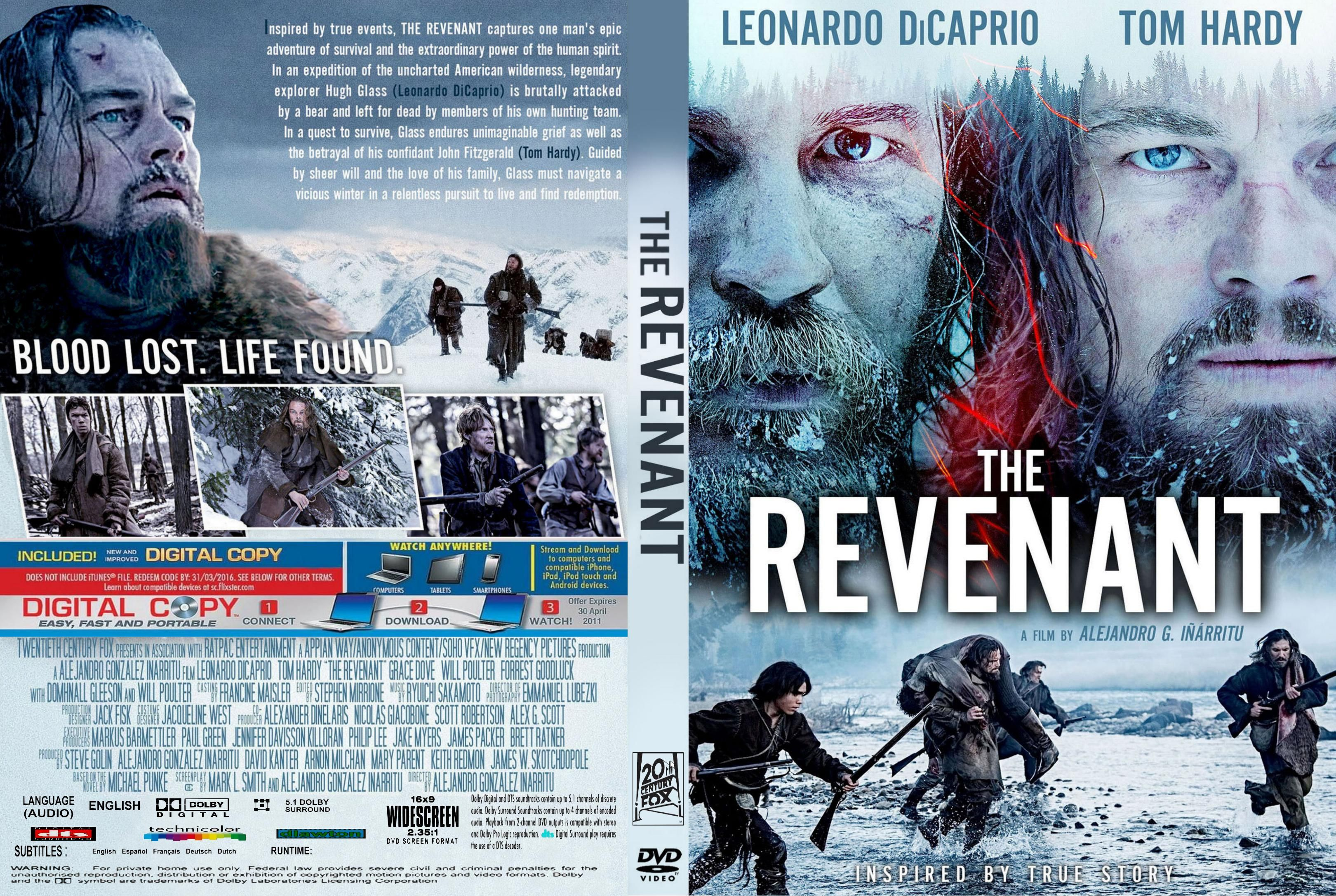 The revenant dvd full latino dating