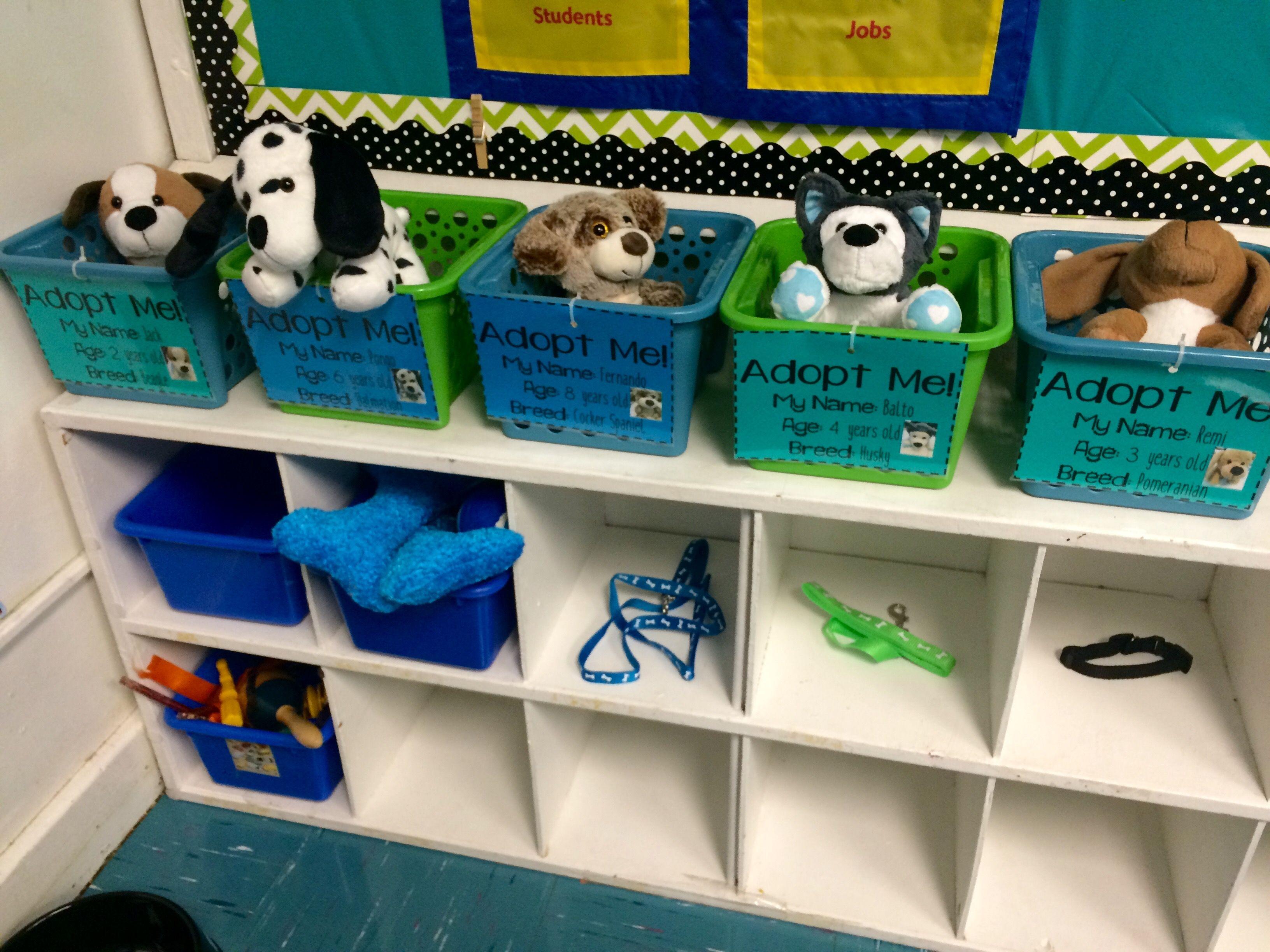 Petstudy Creativecurriculum Pet Themed Learning Centers Vet Clinic Creative Curriculum Study Creative Pets Preschool