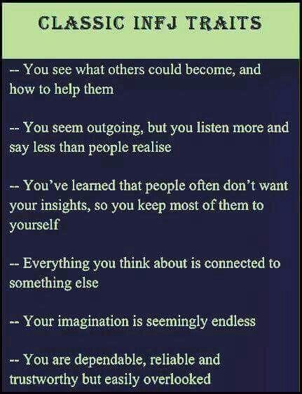 Empath personality type