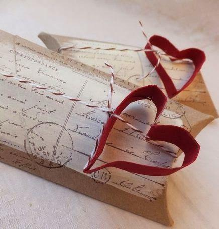 Cómo envolver un pequeño regalo para san valentin tecnicas y - envoltura de regalos originales