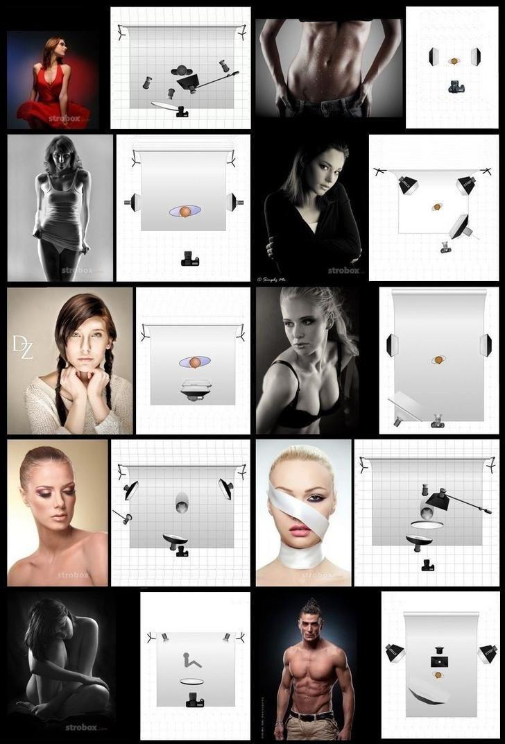 fashion photography studios