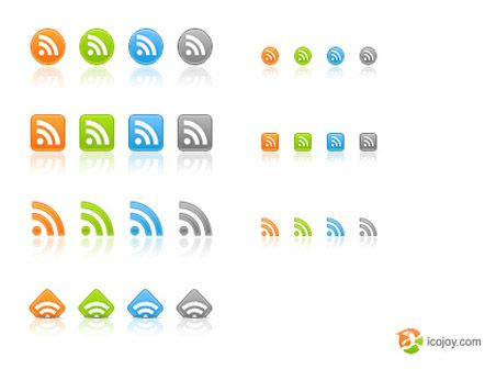 Icon Sizes 32x32 16x16 File Types Ico Icns Tif Png Psd Colors Orange Green Blue Gray Buttons For Website Free Icon Set Social Media Icons