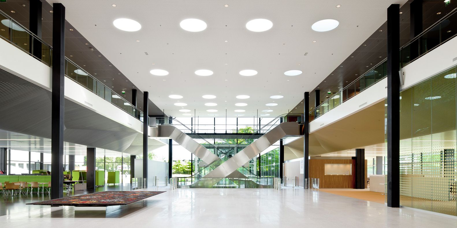 Gallery Of New Head Office For Pggm Mateo Arquitectura 8