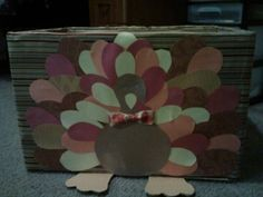 Food Drive Box Ideas Google Search With Images Thanksgiving