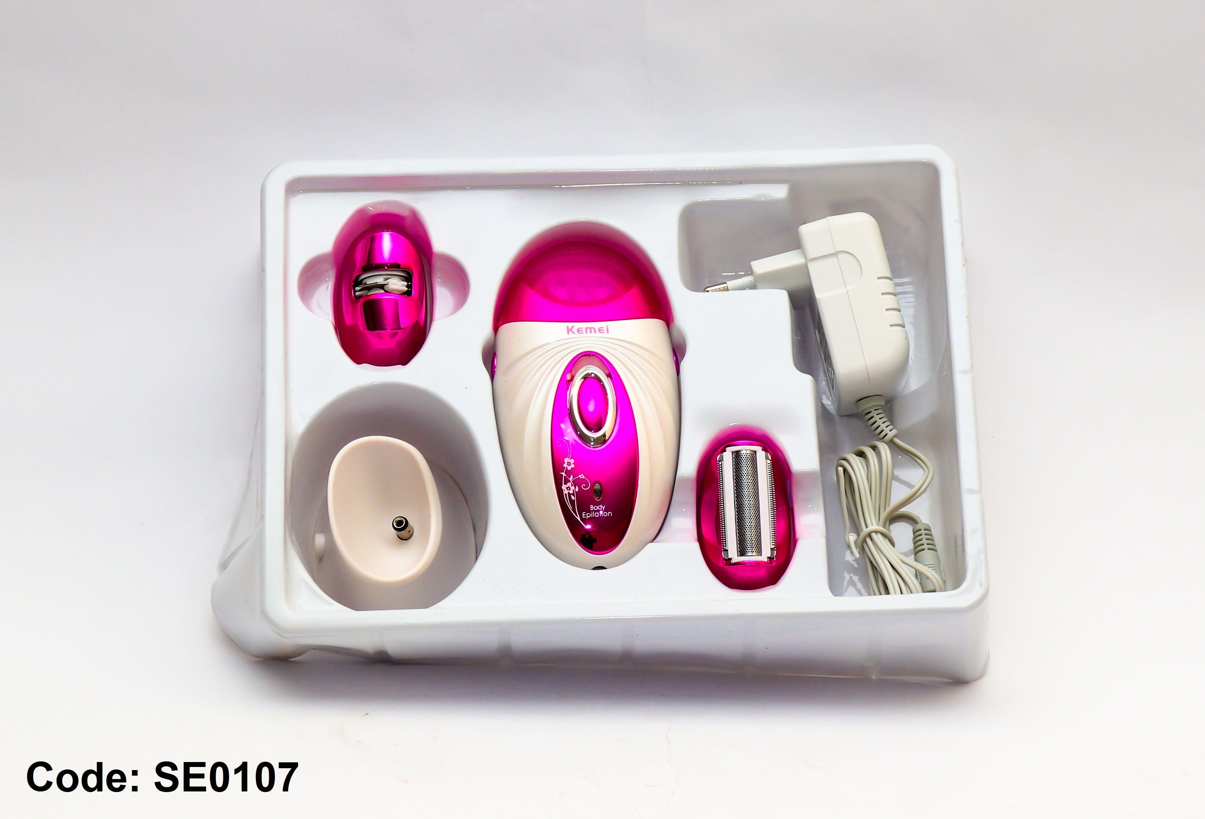 Kemei Km 205 Dry For Women Epilators بسعر 290ج بدل من 350ج Epilators Electronic Products Earbuds