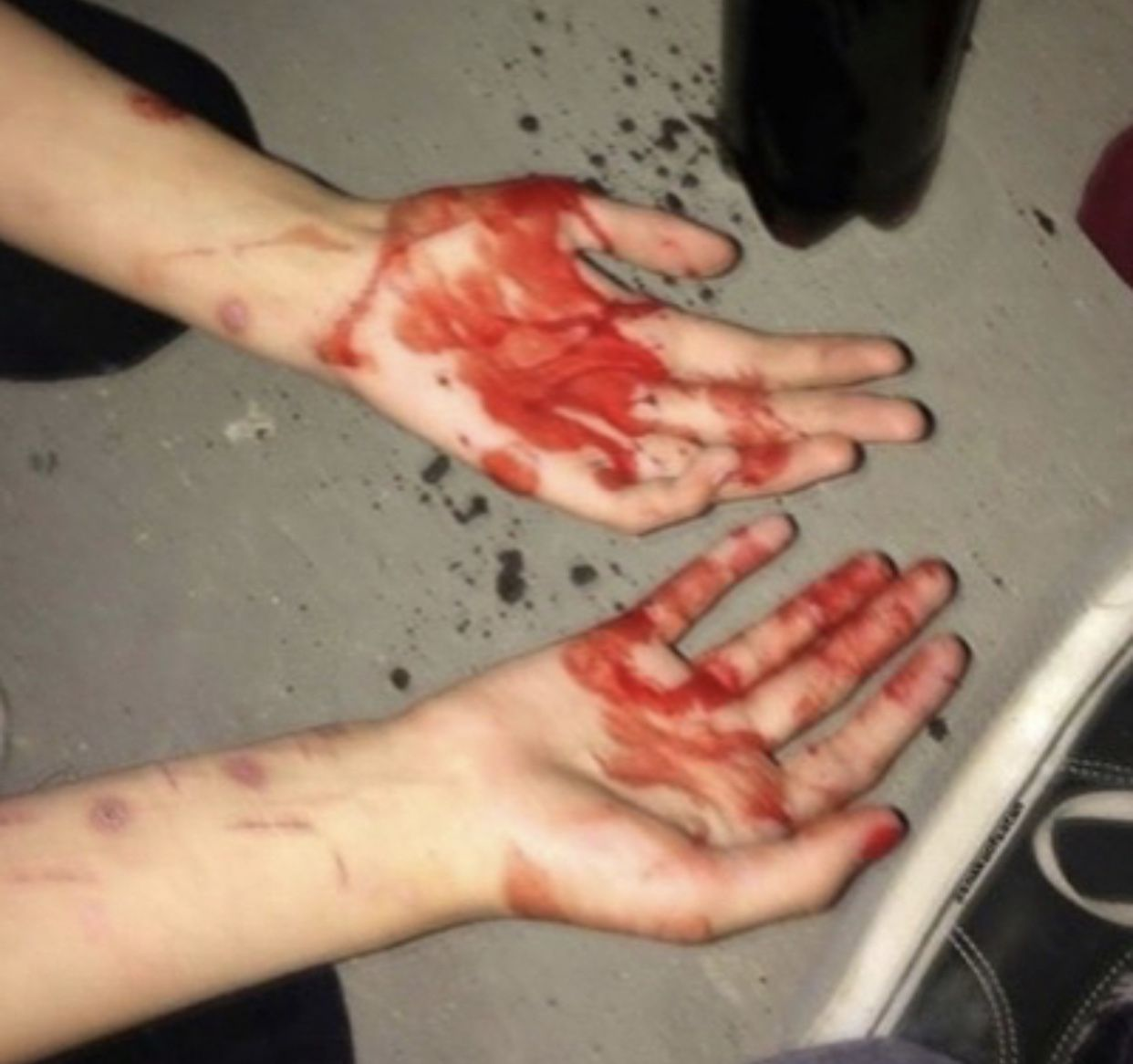Pin by Amelie Deer on Clubs | Pinterest | Blood, Gore ...