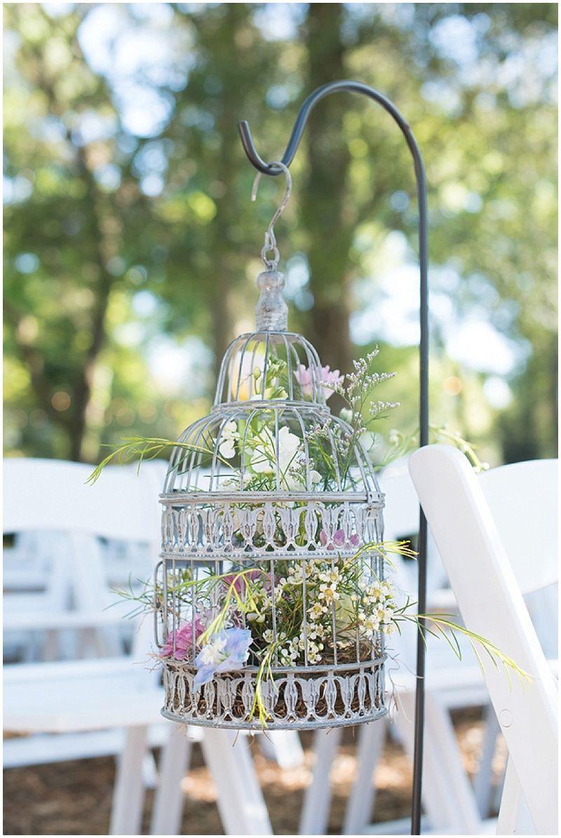 Monet Inspired Wedding Weddings Wedding And Birdcage Wedding