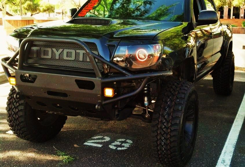 The Rectified Prerunner Build New Truck Ideas Tacoma Truck Cars