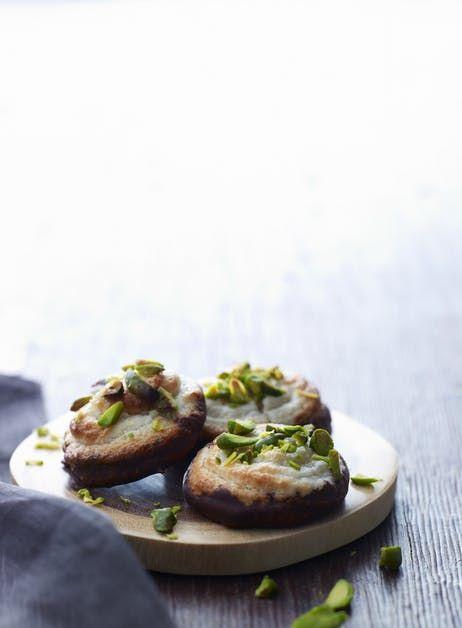 Kransekage med pistacie - den bedste opskrift #kransekageopskrift
