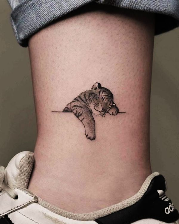 Photo of 135 kleine Tattoo-Designs mit starker Bedeutung – Stylekleidung.com