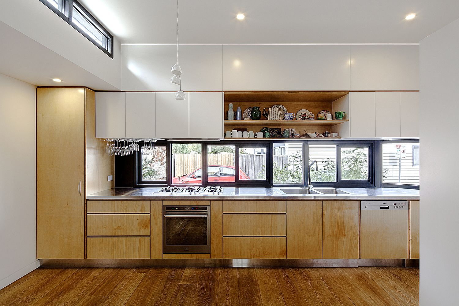 Expansive Victorian Home Revamped into a Sensible Modern Delight ...