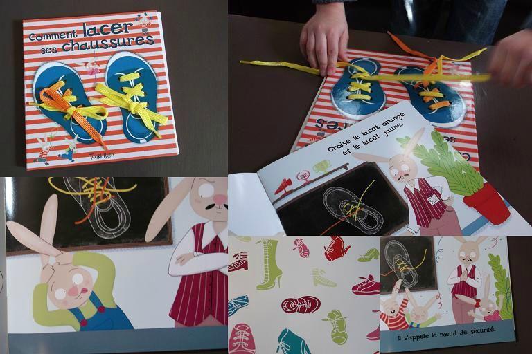 cb2947b3e8b298 Comment lacer ses chaussures ? Madeleine Deny, Raphaëlle Michaud. Éditions  Tourbillon