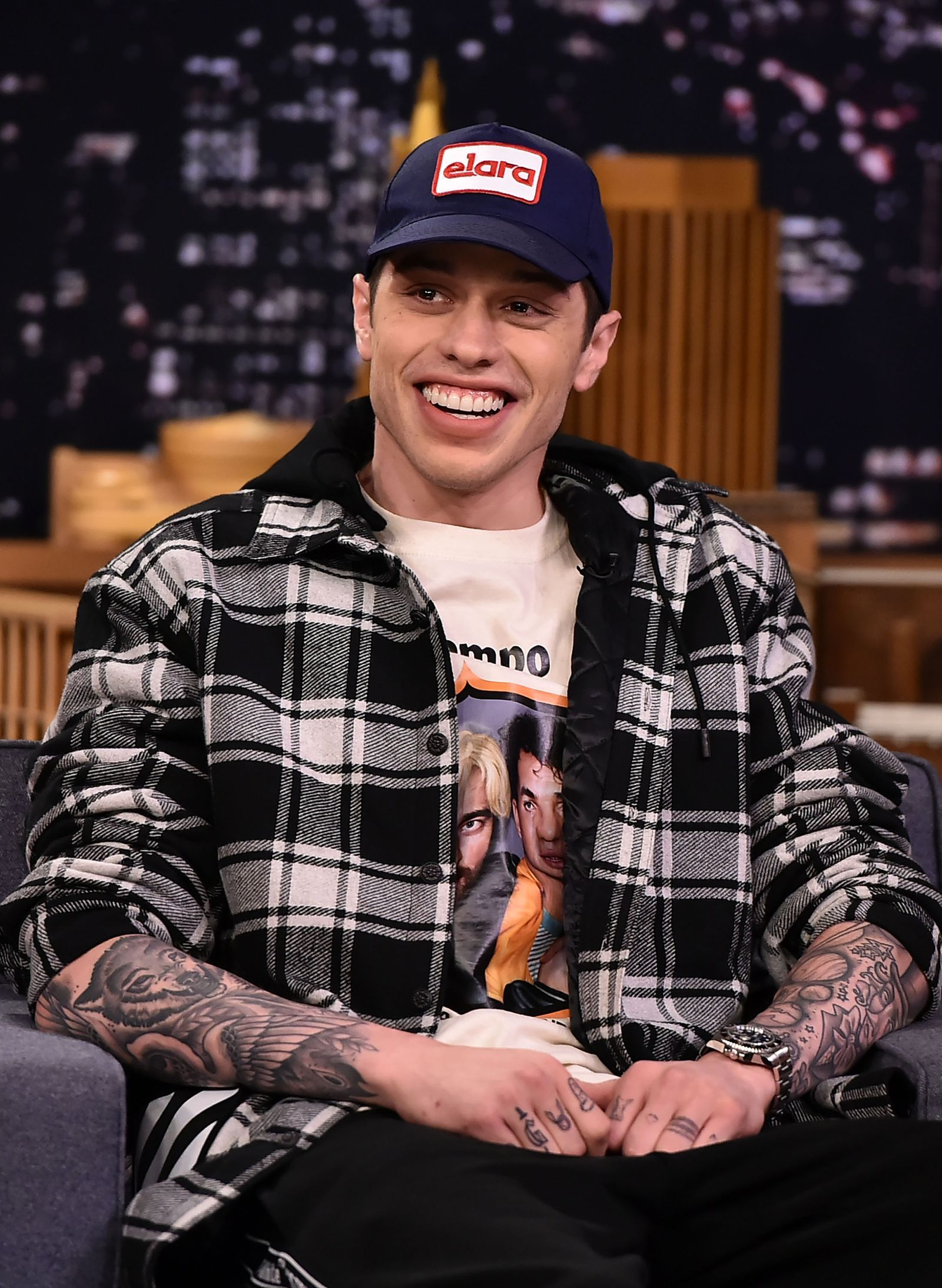 Your Guide to Every Single One of Pete Davidson's Tattoos