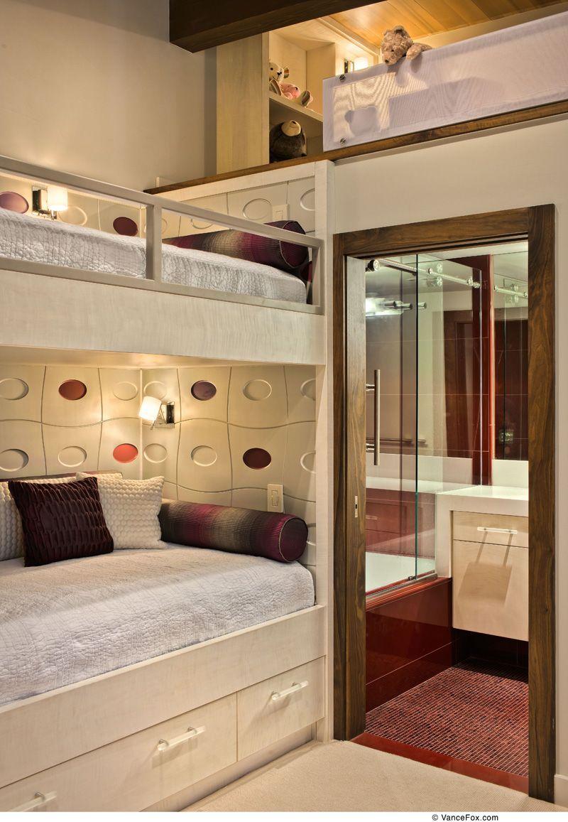 3 bedroom loft  Valhalla Residencia Por RKD Arquitectos  CARPETA  Pinterest