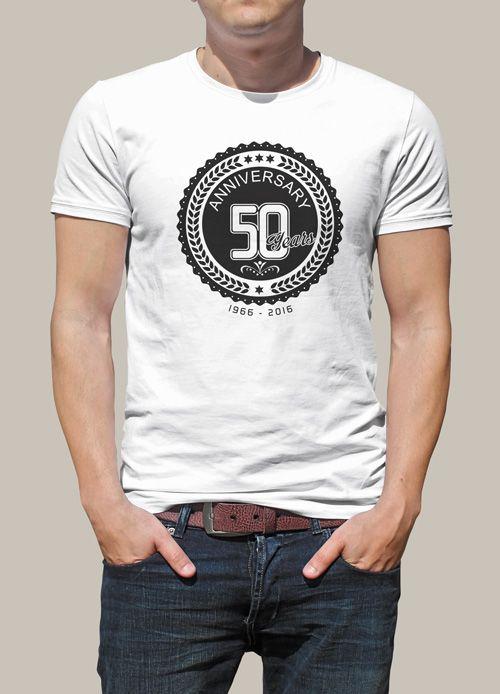 Une idée cadeau d anniversaire réussi avec ce tee shirt personnalisé